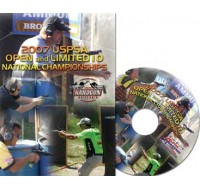 Double Alpha 2007 USPSA Open and Limited 10 Nationals (DVD)