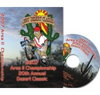 Double Alpha 2007 Desert Classic Area II Championship (DVD)