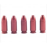 A-ZOOM 9mm Cartridge Dummies (5) Pack