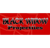 Black Widow Projectiles 9mm / 38 Super 125GN SWC BB (500)