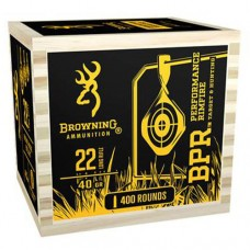 Browning BPR 22LR 40GN Lead Round Nose (400)