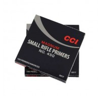 CCI 450 Small Rifle Magnum Primers (1000)