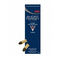 CCI 22 Short Target 29GN Lead Round Nose (100)