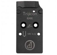 CZ Shadow 2 Optics Ready Mounting Plate - Trijicon RMR