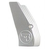 CZ Long Aluminium Checkered Grips 75 / 85 / SP-01 - Silver