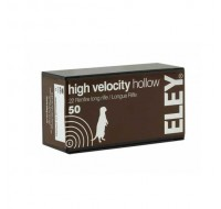 ELEY 22LR High Velocity Hollow Point (50)