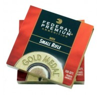 Federal Premium Gold Medal Small Rifle Match Primers #205M (1000)