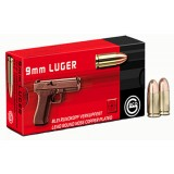 GECO 9mm 124GN LRN Copper Plated (50)