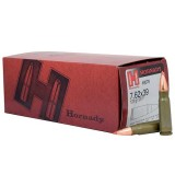 Hornady Ammunition 7.62x39mm 123 Grain SST Steel Case (50)