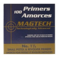 Magtech Small Pistol Primers (1000)