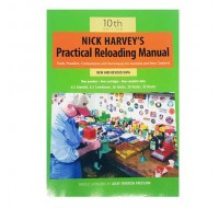 Nick Harvey's Reloading Manual 10th Edition Book