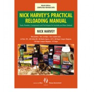 Nick Harvey's Reloading Manual 9th Edition Book