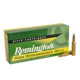 Remington 22-250 Remington Pointed Soft Point 55 GN (20)