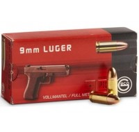 GECO 9mm 124GN FMJ (50)